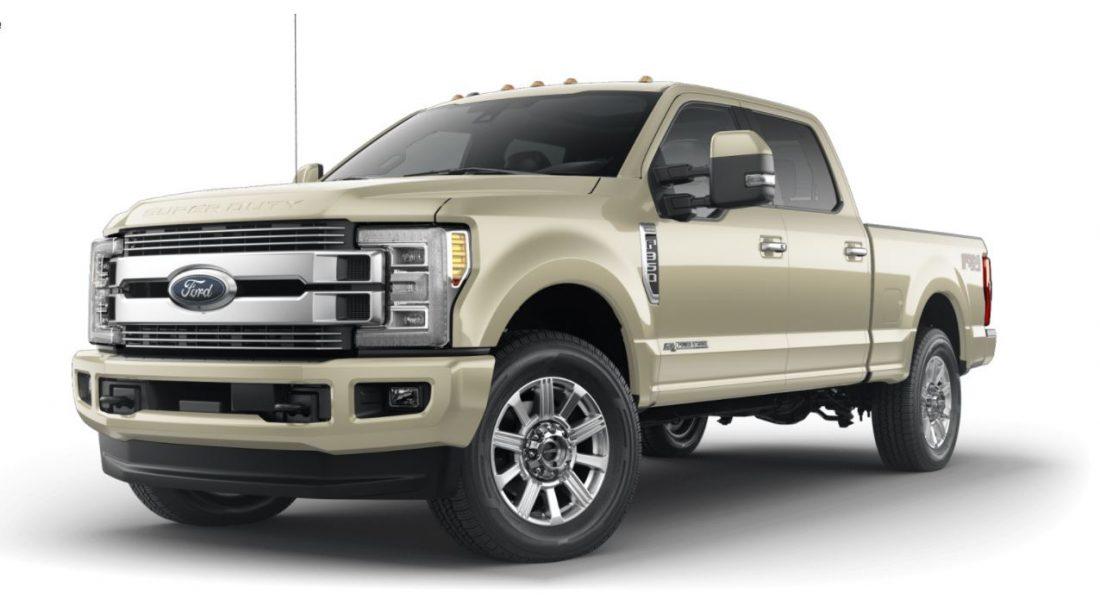 2018 Ford F 350 Limited Ib Amer 237 Skir Pallb 237 Lar Ford